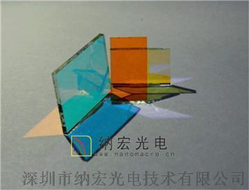 深圳圆形玻璃手电筒镜片