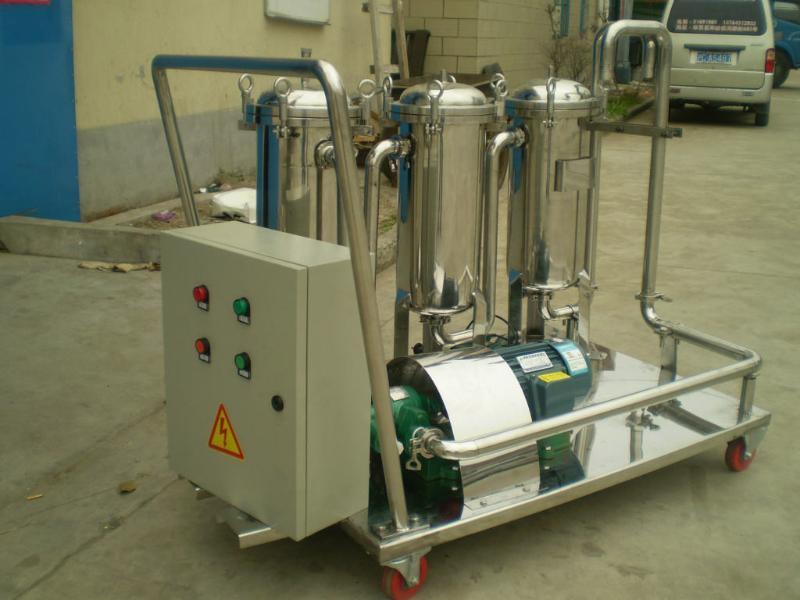 供应大张牌精密过滤器 家用净水机 机械过滤器
