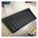 2.5厚黑色氟碳穿孔鋁單板,衝孔鋁板幕牆