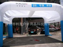 深圳充气帐篷设计制作按要求印广告一件起做送货上门