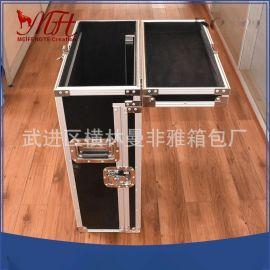拉杆箱可定制LOGO、优质万向轮铝合金金属箱、学生用行李箱