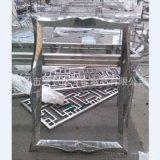 不鏽鋼相框來圖加工  不鏽鋼畫框焊接   不鏽鋼廣告畫框訂做