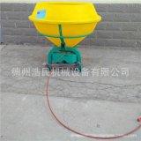 塑料桶 圓桶單桶撒肥機懸掛式單桶揚肥器 撒肥機