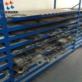 专业生产换热器板片 换热器密封垫配件