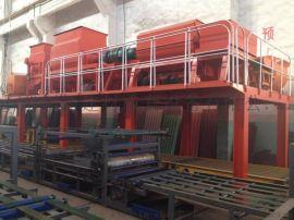 山东创新防火门芯板生产设备