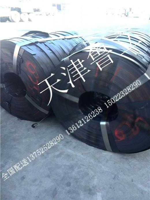 天津鲁立金属 直销36*0.28mm铁路桥梁用预应力镀锌波纹管钢带