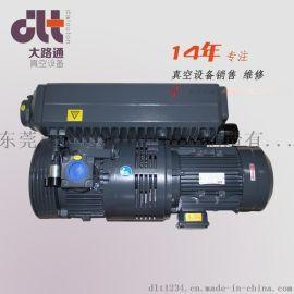 V202单级油式旋片真空泵/替代普旭RA0202真空泵/进口真空泵替代产品