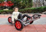 DIY百变童车 一款会变形的童车引领无限商机