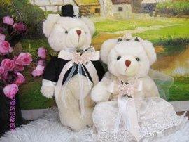 结婚泰迪熊