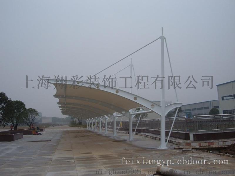 上海遮阳棚安装制作 上海伸缩遮阳篷制作 上海翔彩装