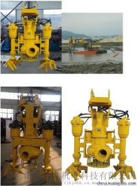 贸易出口液压潜水渣浆泵厂销JHW江淮潜水砂浆泵