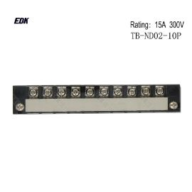EDK螺丝端子台,端子排,TB-ND02