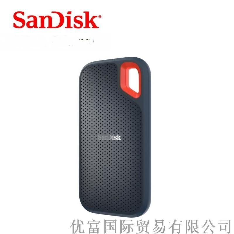 行動固態硬碟 閃迪SSD固態硬碟 1TB固態硬碟