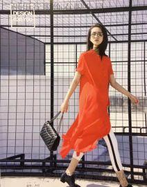 娅尼蒂凘欧美时尚品牌剪标女装广州尾货批发市场