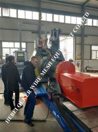 欧科V1000型筛网机,绕丝筛管焊机