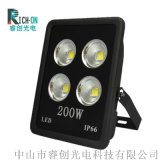 立體聚光LED投光燈,廣場燈光照明LED投射燈