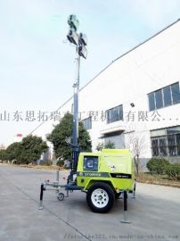 厂家直销7米照明车 工程照明车