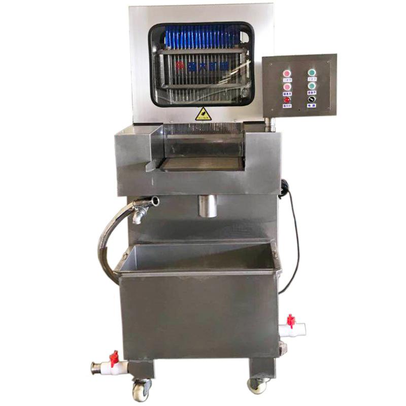 大块肉腌制盐水注射机 不锈钢全自动盐水注射机