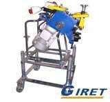 自动钢板坡口机(GBM-12A)