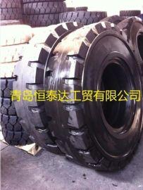 14.00-24 工程实心轮胎