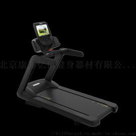 必确双重减震跑步机TRM781健身房首选