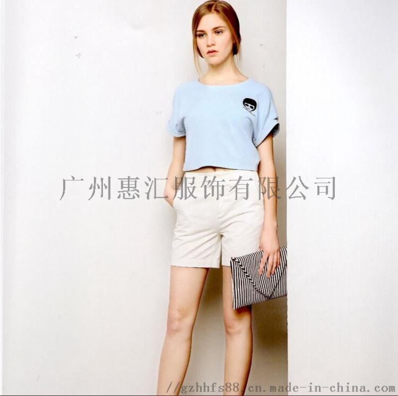 广州品牌迪卡轩女装折扣 库存尾货一手货源走份混批