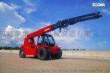 石材炮车华南重工福建伸缩臂11吨叉车socma品牌11吨吊装叉车生产厂家