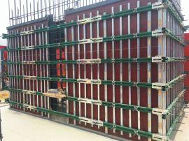 剪力牆支撐 模板加固體系 易德築模板新型加固模板