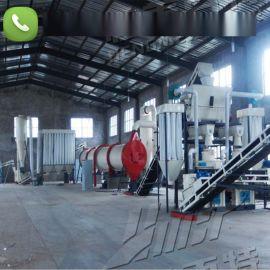 云南木屑燃料成型机设备 生物质颗粒机厂家供应