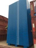 甘洛货物托盘1100x900网状九脚仓储塑料托盘