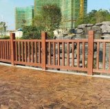 九江仿木栏杆厂家供应各种护栏图片大全