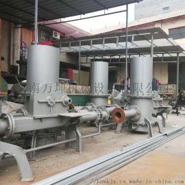 稀相低压气力输送系统之料封泵