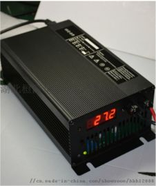 鐵鋰電池48V15A電瓶高爾夫球車巡邏車充電器