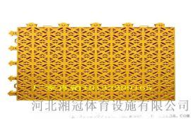 浙江拼装地板网球场气垫系列