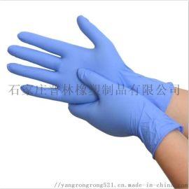 丁腈手套一次性手套醫用手套實驗室美容美發汽車維修