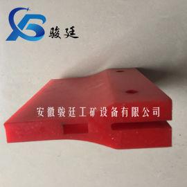 一级聚氨酯清扫器刮板 二道聚氨酯清扫器刮板