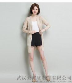 新手做服装怎么拿货欧斓雅女士户外速干运动外套