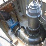 天津無堵塞式污水泵 大型排污泵 鉸刀式污水泵