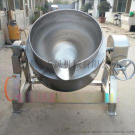 燃气夹层锅,搅拌夹层锅,夹层锅简介