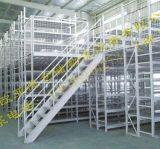 定制阁楼货架,钢平台货架