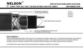 尼爾森HLT215-J發熱電纜