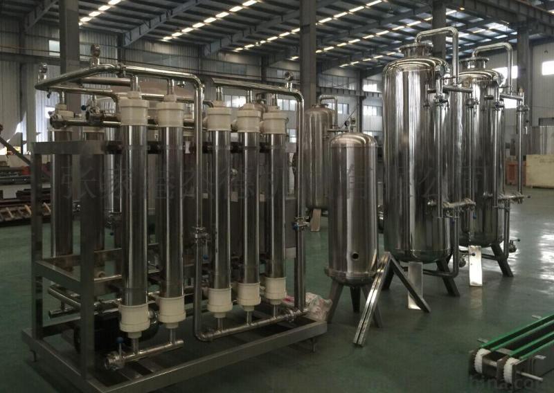 【廠家直銷】超濾及反滲透裝置 全套水處理設備 中空纖維過濾