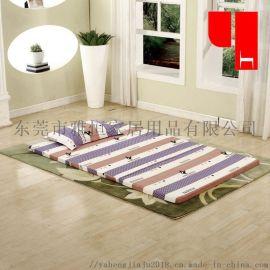 东莞雅恒折叠床垫代工海绵床垫加工厂家
