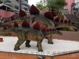 硅胶制作恐龙主题公园电动仿真恐龙