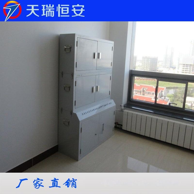 保密局认证资质30格手机信号屏蔽柜厂家 天瑞恒安