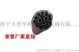 陕西矿用阻燃束管抗静电多芯束管