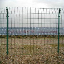 光伏发电站围栏网防护网——沃达金属丝网制造有限公司