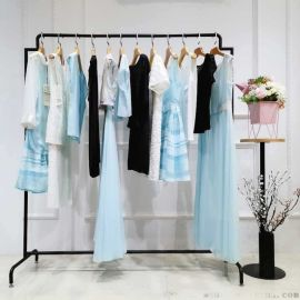 女装十大品牌苒默品牌女装尾货雪纺衫女装桑蚕丝