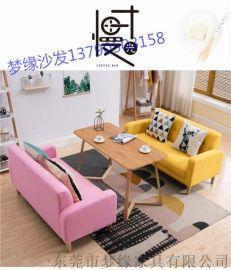 东莞西餐厅咖啡厅卡座沙发价格