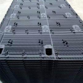 焦化厂逆流冷却塔S波填料 冷却塔PVC散热胶片